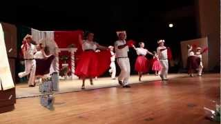 Costa Chica - Ballet Folklorico Guadalupano en el Triad (Greensboro Coliseum Complex) thumbnail