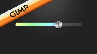 How to make a loading bar in GIMP