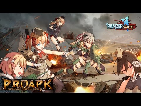 Panzer Waltz Gameplay IOS / Android