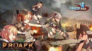 Panzer Waltz Gameplay IOS / Android