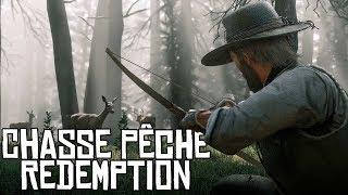 Chasse, Pêche et Redemption - RED DEAD REDEMPTION 2 Video