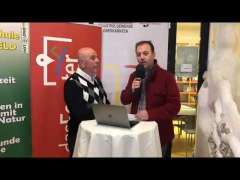 Oswald Marolt | Obmann vom Verein Industrie Gewerbe Oberkärnten | lanmedia Business Talk
