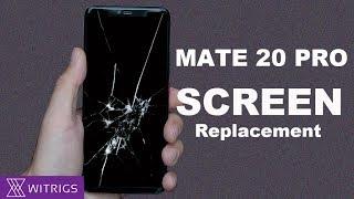 HUAWEI Mate 20 Pro Screen Replacement | Screen repair Guide