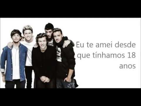 18 - One Direction (Tradução/Legendado) - PT/BR