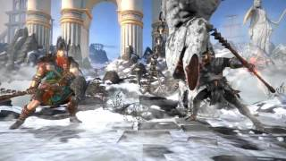 GODS OF ROME Gameplay Trailer