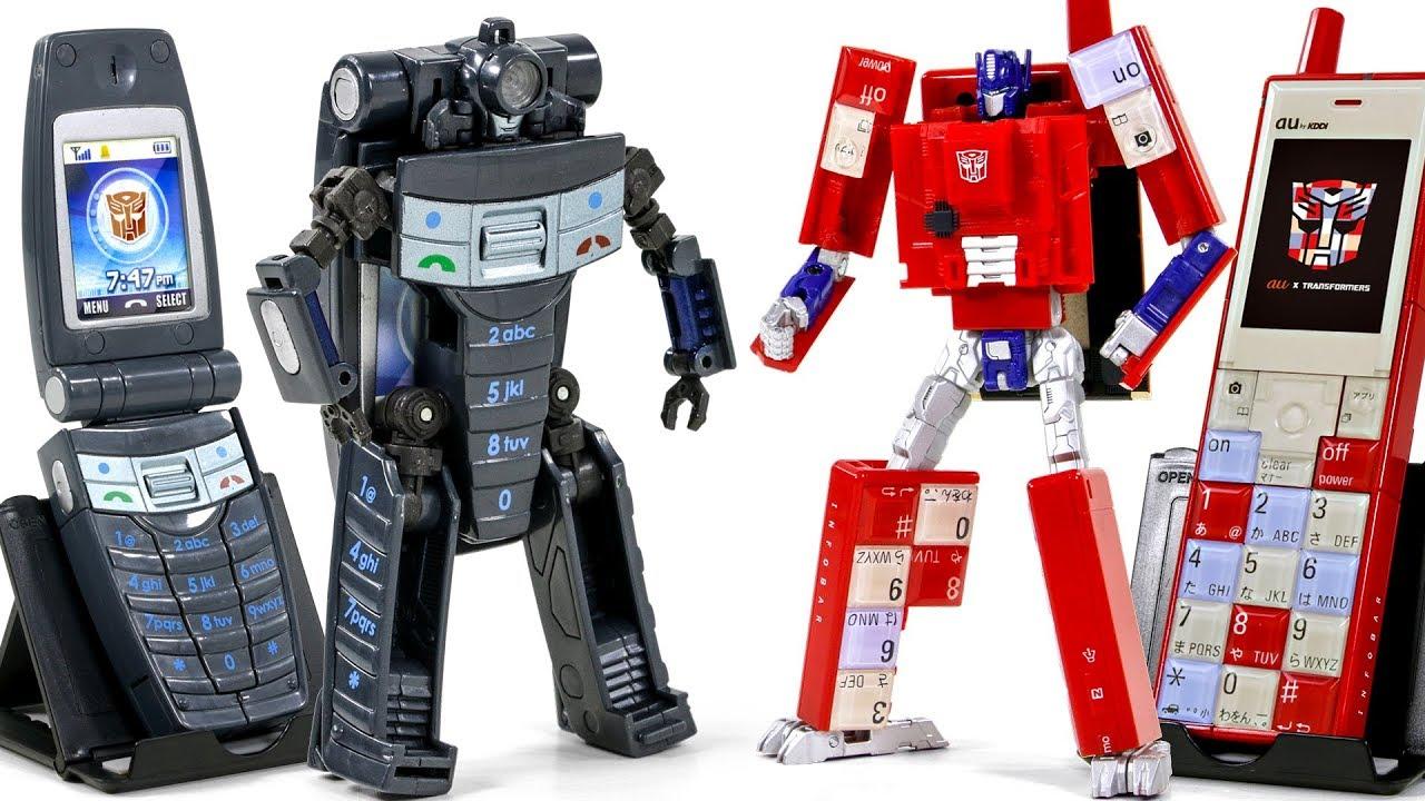 10 Téléphone Tv Transformers Top Pop Toys 8vnm0wN