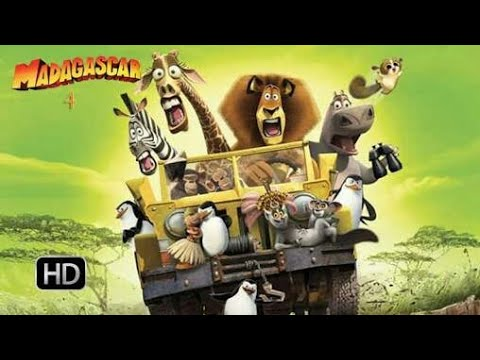 MADAGASCAR 4 FULL MOVIE TRAILER NEW ANIMATED MOVIE