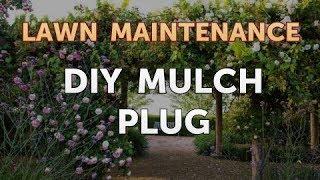 Diy Mulching Plug - Modern Home Ideas