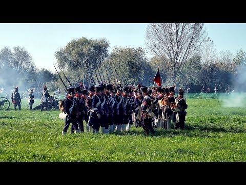 1813 Völkerschlacht 2017 Leipzig // Historische Gefechtsdarstellung 14. Oktober Liebertwolkwitz