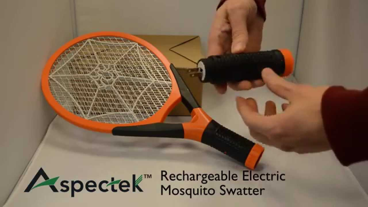 how to make an electric fly swatter more powerful