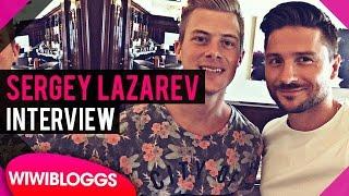 Sergey Lazarev - Stockholm Pride 2016 (Interview) | wiwibloggs