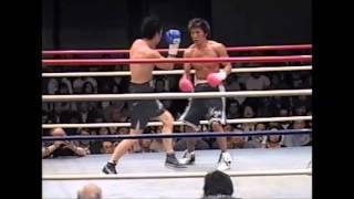 川村貢治 vs 岡田誠一_2009/10/11(1)