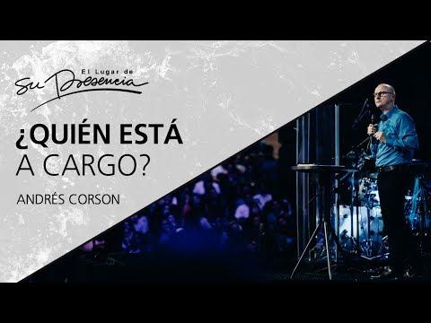 ¿Quién está a cargo? - Andrés Corson - 4 Octubre 2017
