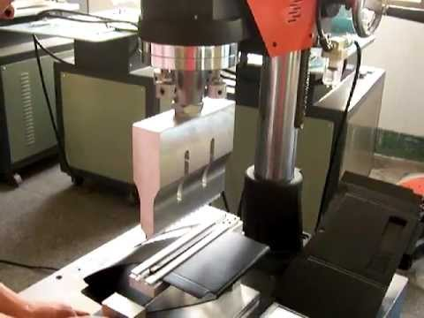 Ultrasonic Welding Generator 35 Khz  YouTube
