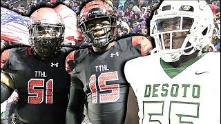 MUST WATCH  🔥🔥  Desoto vs Cedar Hill - TEXAS H.S Football - GAME WAS LIT !! Action Packed Highlights