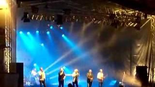 Die Prinzen - Blaue Augen - live in Annaberg 2. Juni 2007