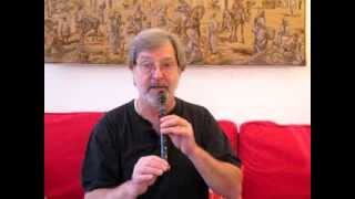 Recorder Lesson 4 with Mr. Hines: Gimme a Gee