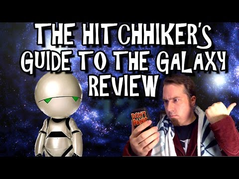 the-hitchhiker's-guide-to-the-galaxy-review