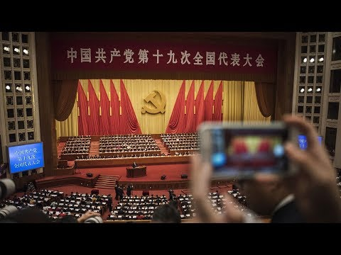10/18/2017: Why China is said to usher in a 'new era'?   A 'physical' contact with Einstein