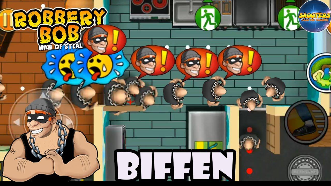 Robbery Bob – SPECIAL BOB #19:  BOB BIFFEN Vs A LOT OF BIFFENS