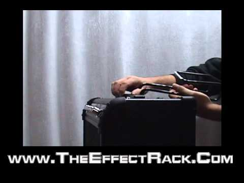 The Effect Rack - How To Use It.