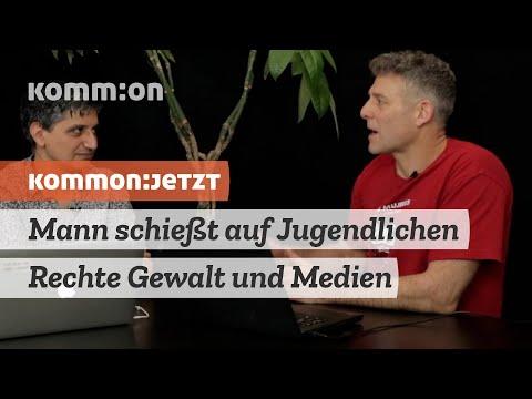 KOMMON:JETZT Rechte Gewalt Und Medien