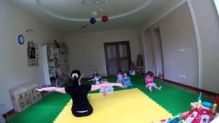 Хореография в детском саду Растёмна5.ру