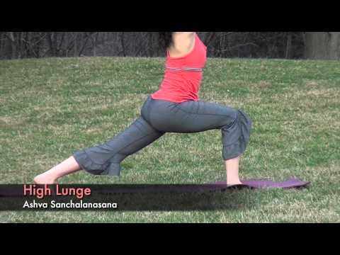 6 Yoga Poses for Strong Legs LexiYoga