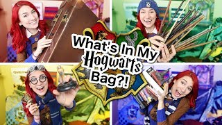 WHAT'S IN MY BAG: HARRY POTTER EDITION