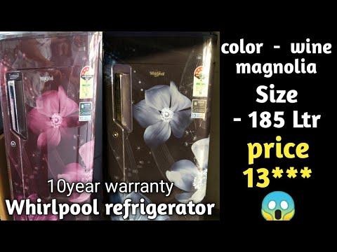 Whirlpool 185 Lt refrigerator || single door whirlpool fridge ||Mno- 71229 DC200E/2019 hindireview