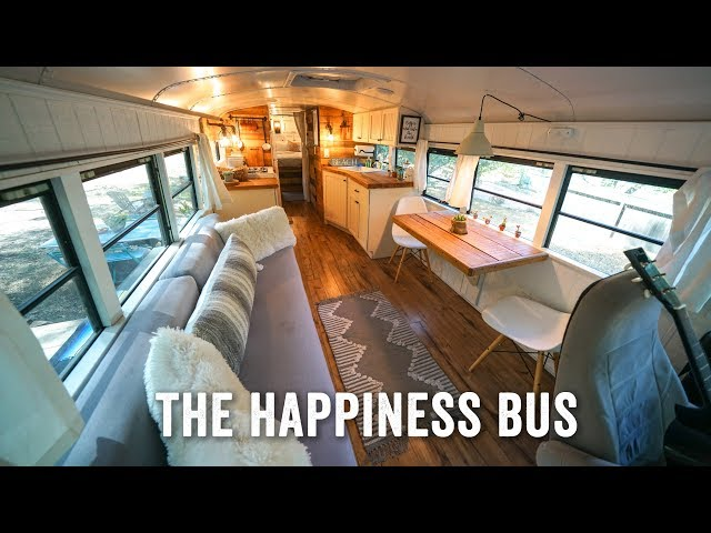 COME STAY ON THE WORLDS BEST BUS!