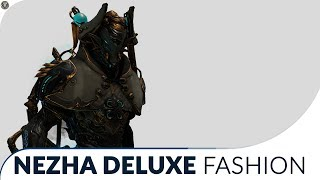 WARFRAME: NEZHA DELUXE FASHION - EMPYREAN SKIN