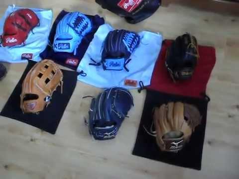 Custom Baseball Gloves For Sale Wilson A2000 OTIF Rawlings Derek Jeter Glove