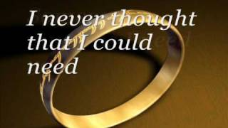 Download Never Thought That I Could Love-Dan Hill w/ Lyrics