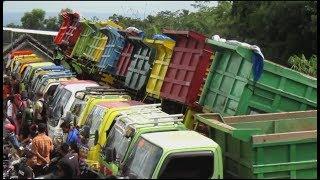 TKC (Truck Kepuharjo Community) GELAR KOPDAR DI HUNTAP PAGERJURANG - JOGJA TV