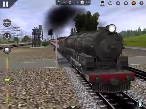 Episode 1: Review On The New Amtrak p42 (Trainz 2) - Action News ABC