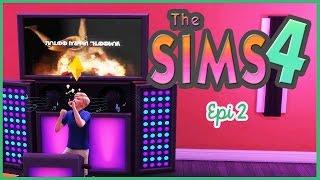 POBRES NA CIDADE #2 ❤️ The Sims 4 | Gameplay