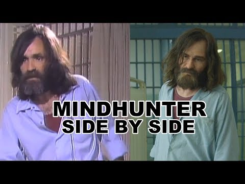 Mindhunter Season 2 - Charles Manson Interview | 60 Minutes Australia | Side By Side