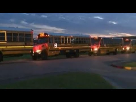 Port Arthur Mayor Issues Evacuation Order Before Laura Hits