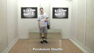 Old #1 Intermediate Tap Dance Lesson with Rod Howell