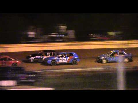 Hartwell Speedway Front Wheel Drives 6/6/15