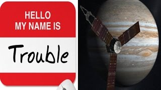 NASA's Jupiter JUNO spacecraft goes into SAFE mode.