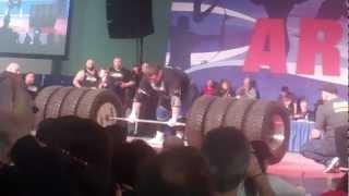 Zydrunas Savickas world record hummer tire deadlift