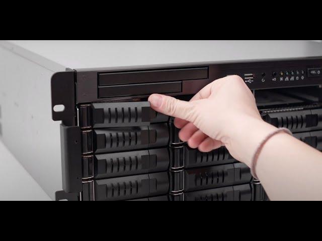 ¿Cómo acceder a los discos duros?