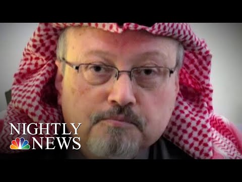 Saudi Arabia Journalist Jamal Khashoggi Mystery Deepens | NBC Nightly News
