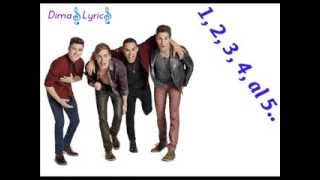 Big Time Rush ft. Jordin Sparks ~ Count On You (Lyrics en Español)