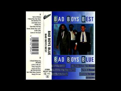 BAD BOYS BLUE - DON'T WALK AWAY SUZANNE (SPECIAL T.T. MIX 88')