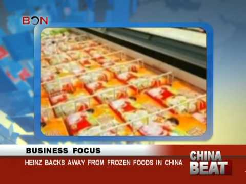 Heinz backs away from frozen foods in China - China Beat ...