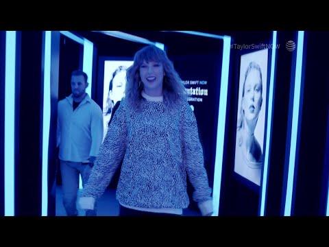 Swift pop-up: 'A dream come true'