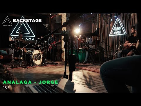 Backstage Vip- Analaga, Jorge (Se)